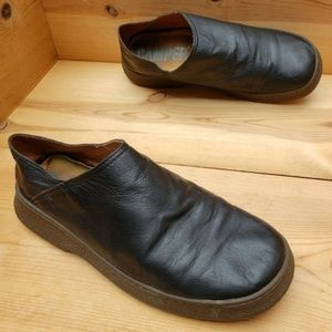 Camper 43 Leather 9 Slip On Casual Loafers Shoes